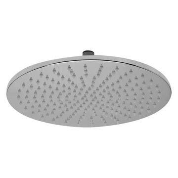 ALFI brand LED12R 1.8 GPM Single Function Rain Shower Head - Chrome