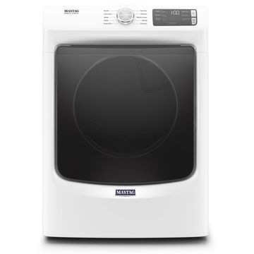 Maytag 7.3 Cu. Ft. White Electric Dryer