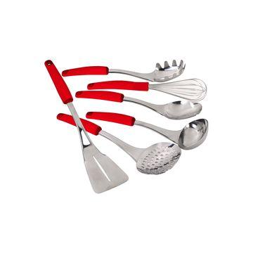 Zing Set Of 6 Tools 6-pc. Kitchen Utensil Set