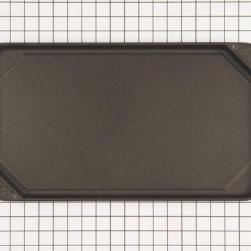 Whirlpool Range/Stove/Oven Part # 4396096RB - Griddle - Cast Aluminum - Genuine OEM Part