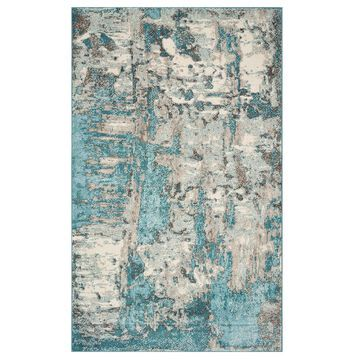 KAS Rugs Watercolors Ivory Rug