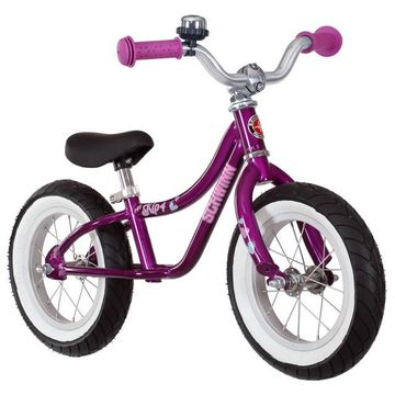 Girls Schwinn 12-Inch Skip 4 Balance Bike