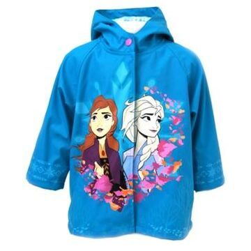 Western Chief Frozen 2 Toddler Girls Fearless Sisters Rain Coat