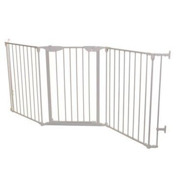 Dreambaby Newport Adapta-Gate in White