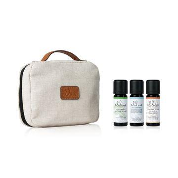 Ellia 3-Pk. Essential Oil & Case