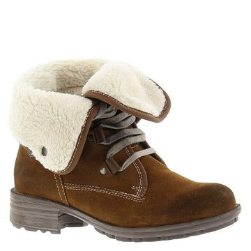 Wanderlust Womens Leather Closed Toe Mid-Calf Fashion Boots