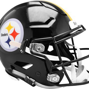 Riddell Pittsburgh Steelers Speed Flex Authentic Football Helmet