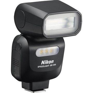 Nikon - SB-500 AF Speedlight External Flash