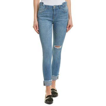 Dl1961 High-Rise Instaslim Ankle Jeans