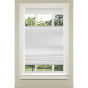 Achim 39-in White Light Filtering Cordless Cellular Shade Polyester   CSTD39WH06