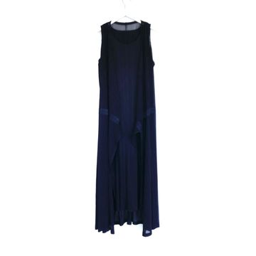 Issey Miyake \N Navy Synthetic Dresses