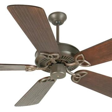 """Craftmade 54"""" CXL Ceiling Fan Kit in Aged Bronze Textured"""