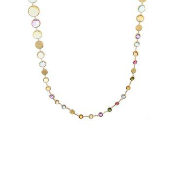 Marco Bicego Jaipur Color 18K Gemstone Necklace