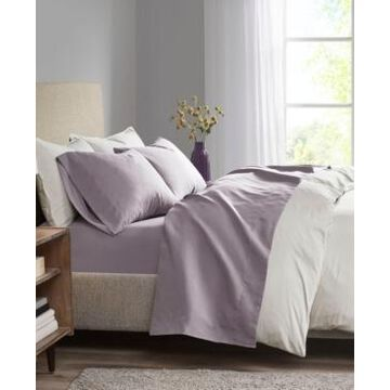 Madison Park 3M Microcell 4-Pc. Queen Sheet Set Bedding