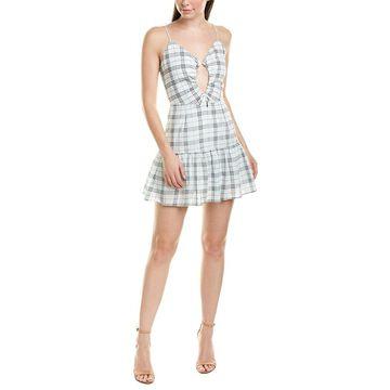 Finders Keepers Womens Sadie Mini Dress