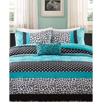 Mi Zone Chloe 4-Pc. Full/Queen Comforter Set Bedding