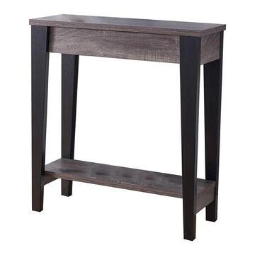 Benzara Black Modern Console Table | BM179698