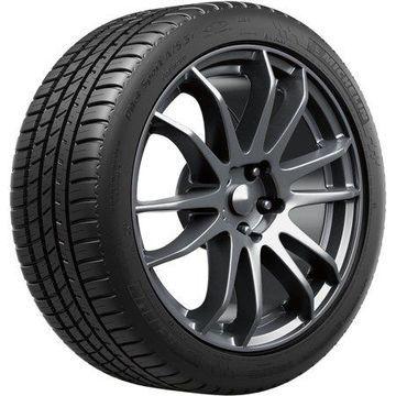 Michelin Pilot Sport All-Season 3+ Ultra-High Performance Tire 275/40ZR19 101Y