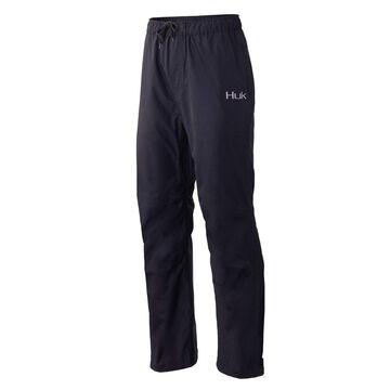 Huk Men's Gunwale Black X-Large Rain Pants