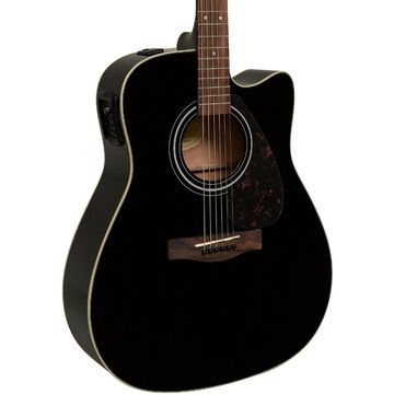 FX335C Dreadnought Acoustic-Electric Guitar Natural