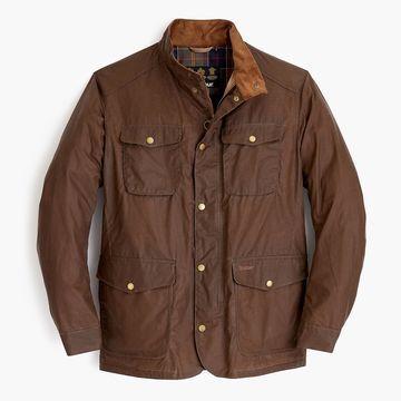 Barbour& lightweight Ogston jacket