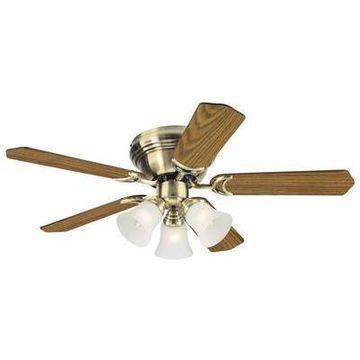 Westinghouse Contempra Trio 42-Inch Reversible Five-blade Indoor Ceiling Fan
