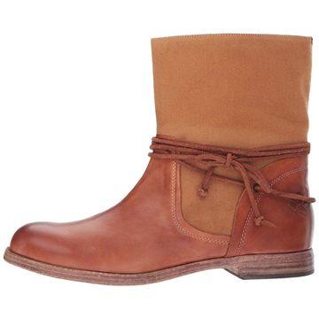 Patricia Nash Womens Sabbia Leather Almond Toe Ankle Fashion Boots