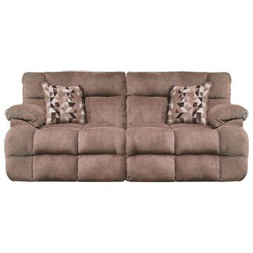 Catnapper Brice Power Headrest Lay Flat Reclining Sofa