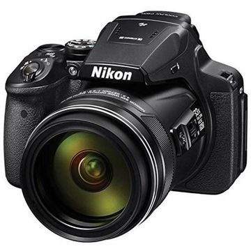 Nikon COOLPIX P900 Digital Camera with 83x Optical Zoom and Built-In Wi-Fi(Black) International Version