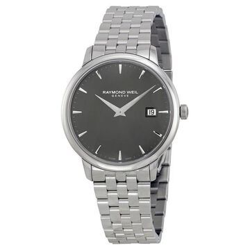 Raymond Weil Men's 5488-ST-60001 'Toccata' Stainless Steel Watch