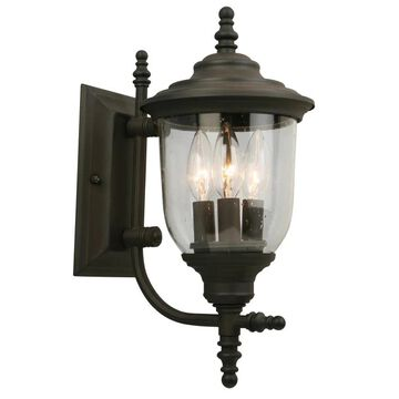 Eglo 202877A Pinedale 3 Light 15-1/8