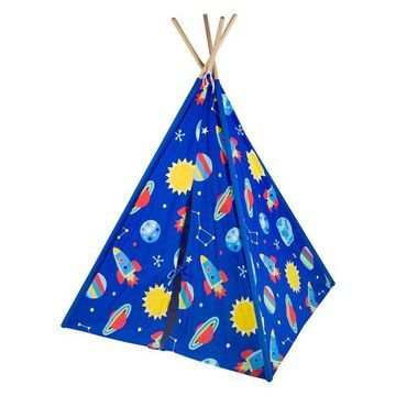 Canvas Teepee, Out of This World