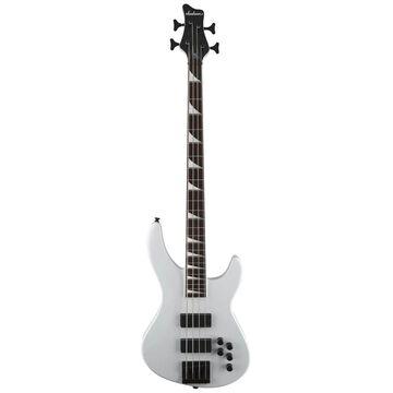 Jackson Pro Series Signature Chris Beattie Concert Bass (Snow White, Laurel Fingerboard)