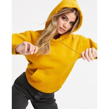 G-Star hoodie in yellow