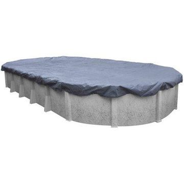 Robelle 8-Year Value-Line Oval Winter Pool Cover, 16 x 32 ft. Pool