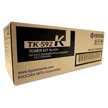 Kyocera TK592K Toner 7 000 Page-Yield Black