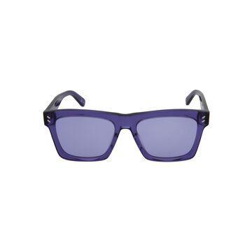 Stella McCartney SC0172S Retro Square Adult Male Sunglasses