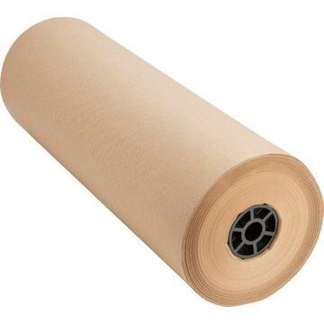 Sparco Bulk Kraft Wrapping Paper, Brown