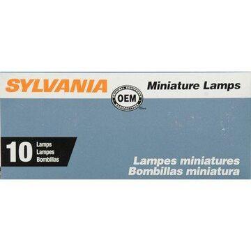 SYLVANIA 198 Basic Miniature Bulb