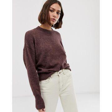 Ichi High Neck Sweater