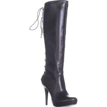Thalia Sodi Womens Lanee Round Toe Knee High Fashion Boots