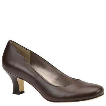 ARRAY Womens Flatter Leather Round Toe Classic Pumps