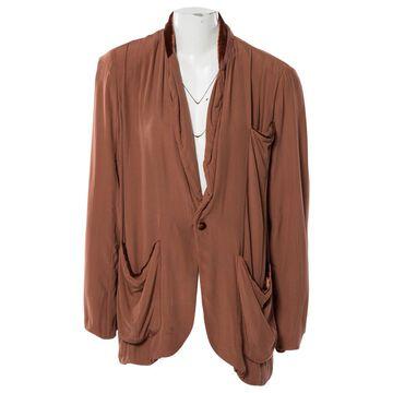 Nina Ricci Pink Viscose Jackets
