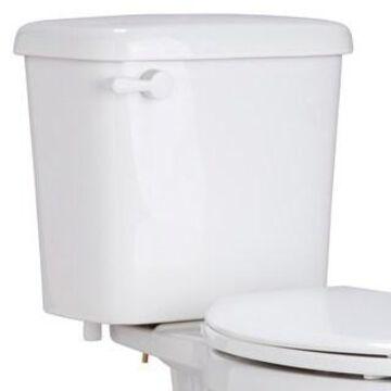 PROFLO PF9810 Ultra High Efficiency 0.8 GPM Two-Piece Toilet Tank with - White (White)