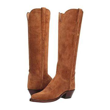Lucchese Edie (Cognac 1) Women's Shoes