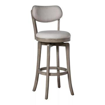 Hillsdale Furniture Sloan Swivel Bar Stool