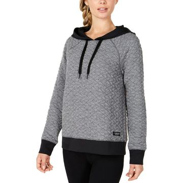 Calvin Klein Performance Womens Hoodie Fitness Workout - M