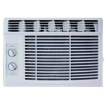 5,000 BTU 115V Window Air Conditioner with Mechanical Controls
