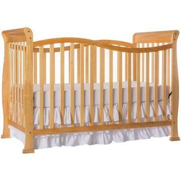 Dream On Me Violet 7-in-1 Convertible Crib Natural