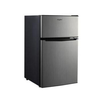 Whirlpool 3.1 cu. ft. Dual Door Compact Refrigerator